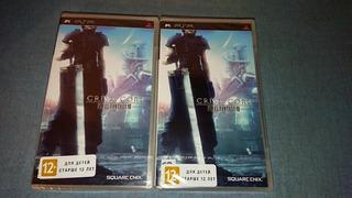 Crisis Core: Final Fantasy Vii Psp, Juego Nuevo Y Sellado