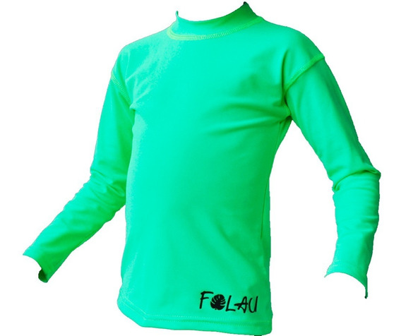 Remera Protección Solar Filtro Uv 50 (certificadas) Folau®