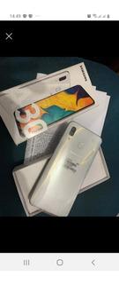 A305- Samgung Galaxy A30 Sm-a305gz 64 Gb Branco