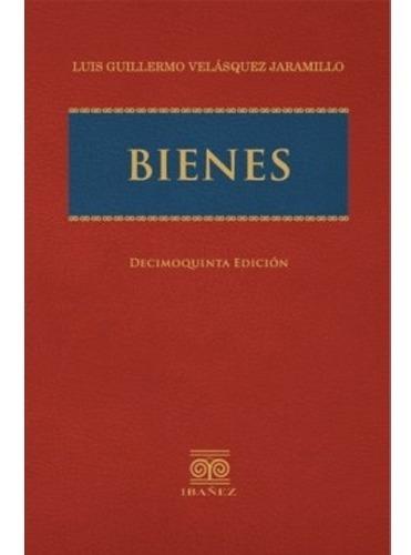 Bienes. Decimoquinta Edición Luis Guillermo Velásquez