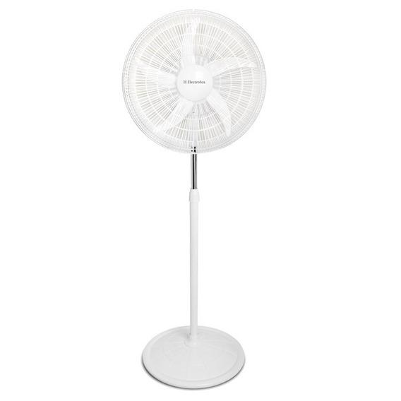 Ventilador De Pie Electrolux 21 5 Aspas Plásticas 95w Vp21p