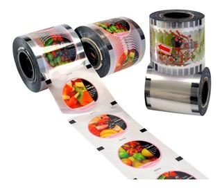 Rollo Para Maquina Selladora De Vaso - Unidad a $27