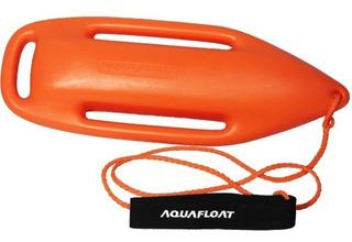 Salvavidas Torpedo De Rescate Aquafloat Baywatch Autentico!