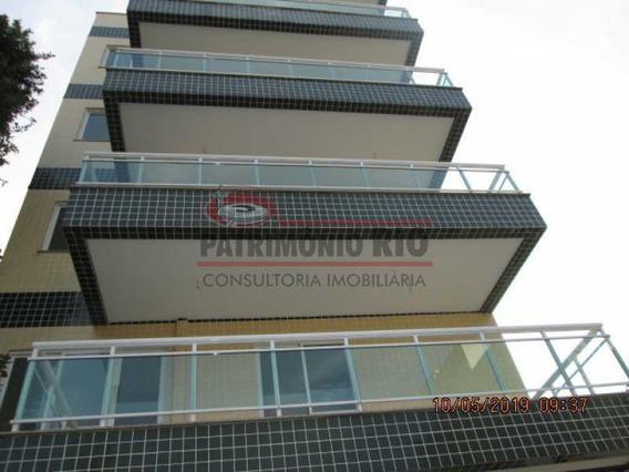 Apartamento Semi - Luxo Primeira Locação, 3quartos, Vaga De Garagem Vila Da Penha - Paap30765