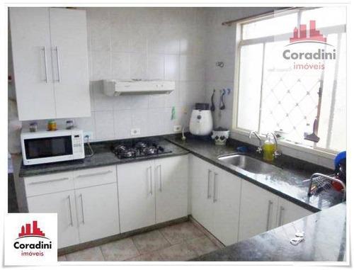 Imagem 1 de 10 de Casa  Residencial À Venda, Jardim Batagin, Santa Bárbara D'oeste. - Ca0764
