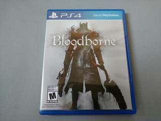 Bloodborne Original Para Ps4