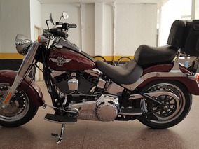 Harley-davidson Softail Fat Boy1600 - Abs E Vance & Hines