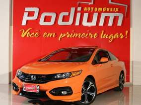 Honda Civic Si Coupé 2.4 Manual | Baixa Km | Impecável