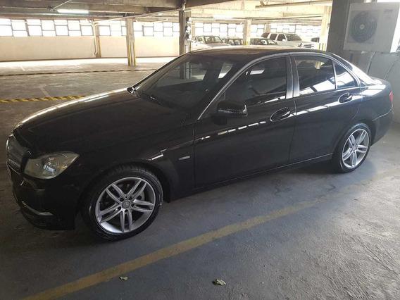 Mercedes-benz C 180 - 1.8 Turbo - 2012
