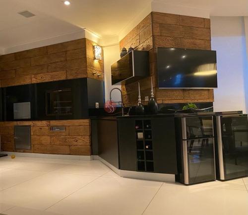 Apartamento No Anália Franco  - Af23341