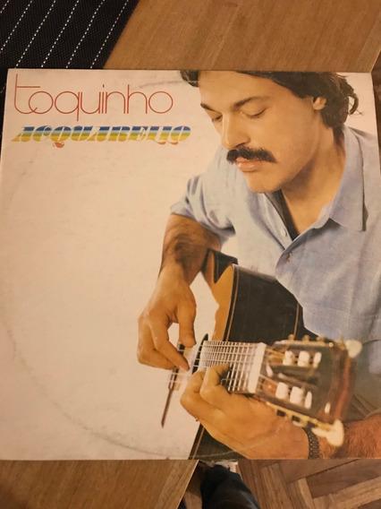 Toquinho Acquarello - Lp Disco Vinilo
