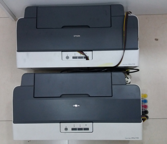 Impressora Epson T1110 Para Retirada De Peças