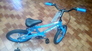 Bicicleta Rodado 16 Dolphin