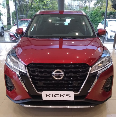 Nissan Kicks Sense Mt 2021 Linea Nueva  #02