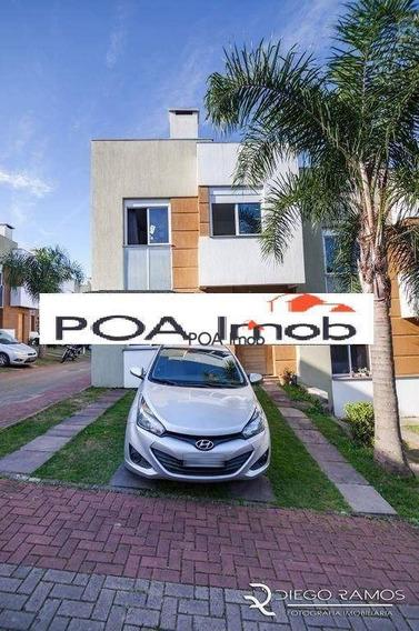 Casa Com 3 Dormitórios À Venda, 138 M² Por R$ 400.000,00 - Alto Petrópolis - Porto Alegre/rs - Ca0675