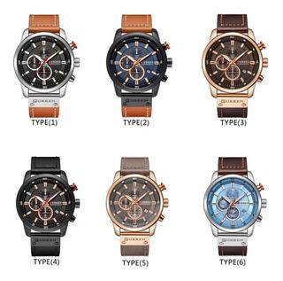 Reloj Curren Cronografo 8291 Envio Full A Todo El Pais..