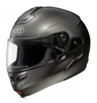 Capacete Shoei Multitec Anthracite Metallic