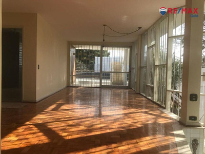 Casa 471m2 5 Dorm 3 Suites Lavabo,piscina ,amplas Salas , Adega,10 Vagas - Ca1962