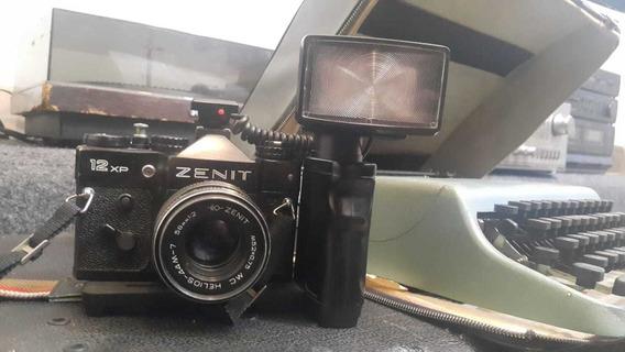 Câmera Fotográfica Zenit 12xp Com Flash Integrado