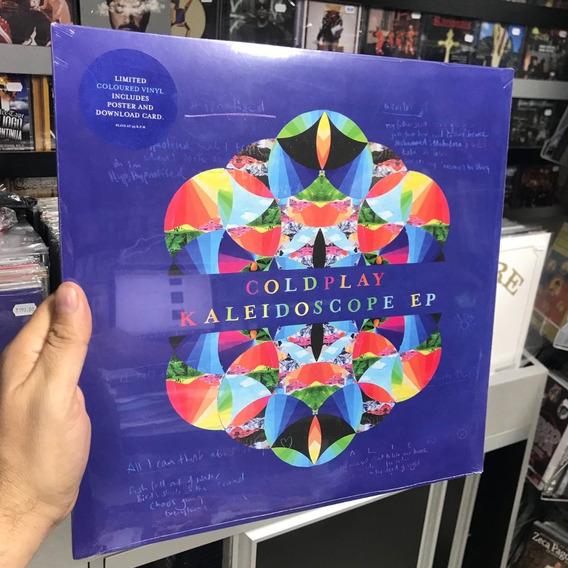 Lp Coldplay - Kaleidoscope Ep Vinyl Importado Lacrado