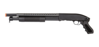 Escopeta Airsoft Spring Resorte Single Shot Shotgun Tactical
