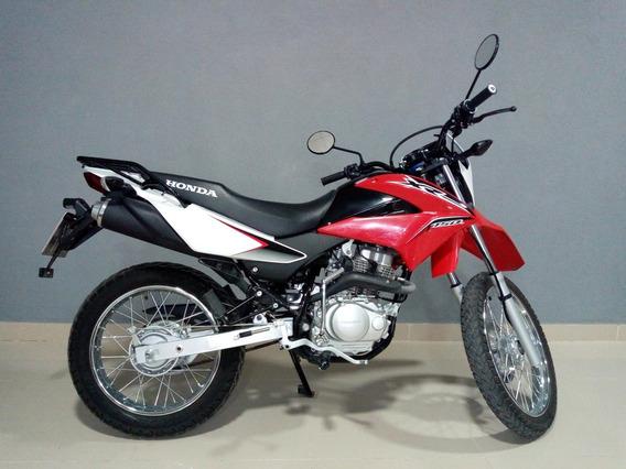 Honda Xr 150l - Modelo: 2016´ Km: 2765 Única.! Igual Que 0km