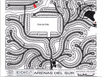 Arenas Del Sur, Lote En Venta Dueño