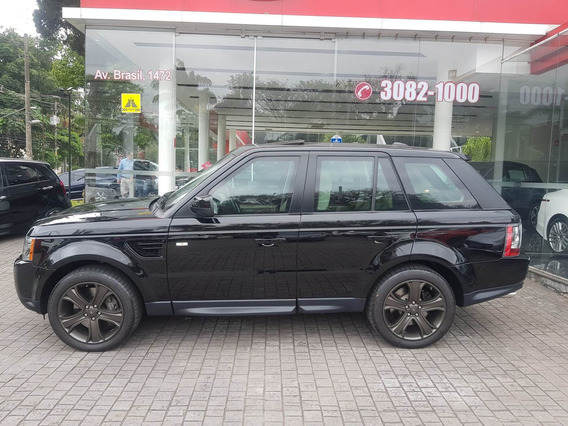 Land Rover Range Rover Sport 5.0 Hse Supercharged 4x4 V8