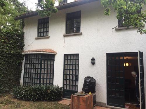 Sonora/hermosa Casa A 2 Min. Del Hospital Angeles Pedregal