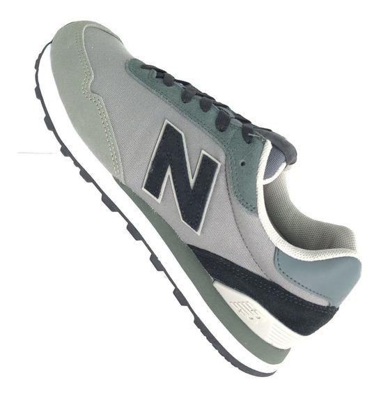 Tênis New Balance Verde Preto Masculino
