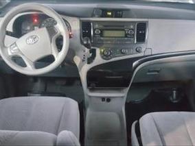 Toyota Sienna Sin Definir 5p Le V6/3.5 Aut