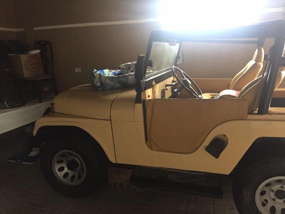 Jeep Willys - Troco Por Carro Ou Moto Acima 600 Cc
