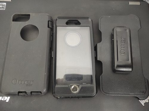 Estuche Otter Box iPhone 6 Y 6s Usado Holder Para Correa