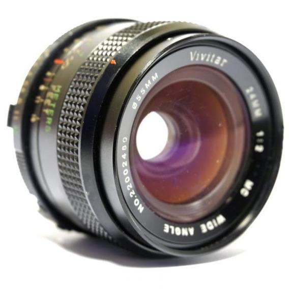 Objetiva Vivitar 35-70mm Zoom