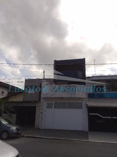 Sobrado Para Venda Boqueirão, Praia Grande Sp - So00081 - 4819984