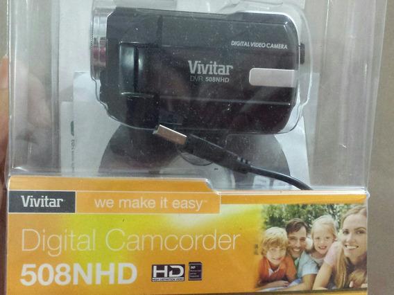 Cámara De Video Vivitar