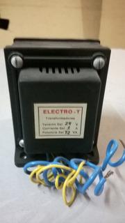 Transformador De Núcleo 220 V A 24 V Ac/ac 3 Amp