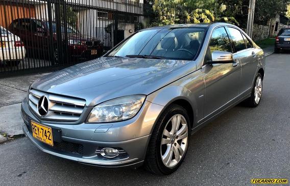 Mercedes Benz Clase C C 200 Cgi