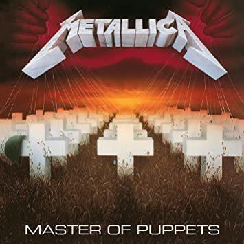 Metallica Master Of Puppets 13 Lp + Cd + Dvd + Cassette Delu
