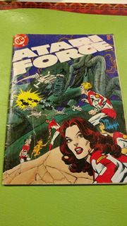 Comic Atari Force Dc Comics