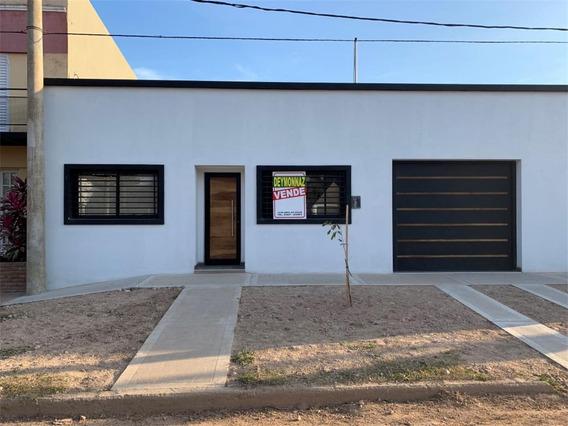 Venta Casa 1 Dormitorio A Estrenar En Colón Entre Ríos