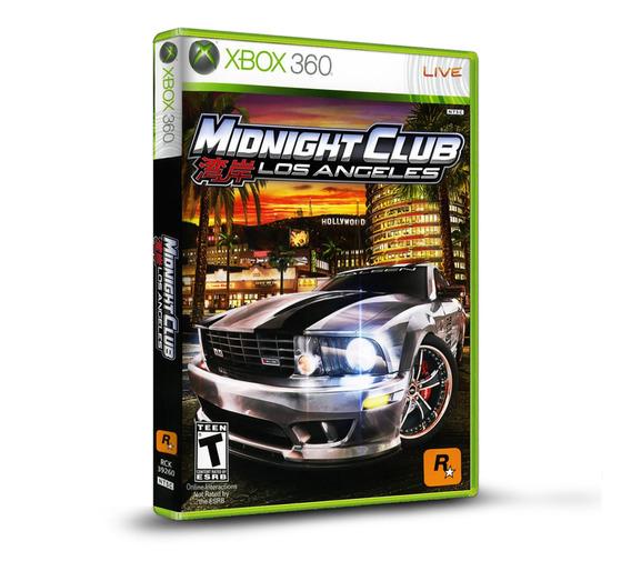 Midnight Club Los Angeles - Xbox 360