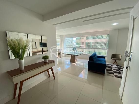 Apartamento Com 3 Dormitórios Mobiliado Em Itapema - 2107