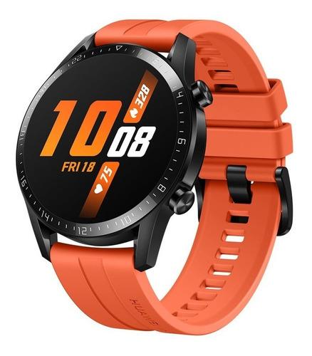 Huawei Smartwatch Gt 2  Gps 3d Glass Screen Bluetooth