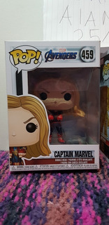 Funko Pop Captain Marvel #459 Avengers Endgame!! Nuevo