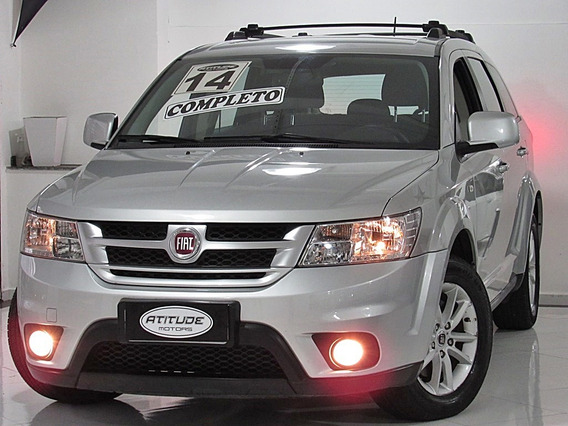 Fiat Freemont 2.4 Emotion 16v Gasolina 4p Automático 2014