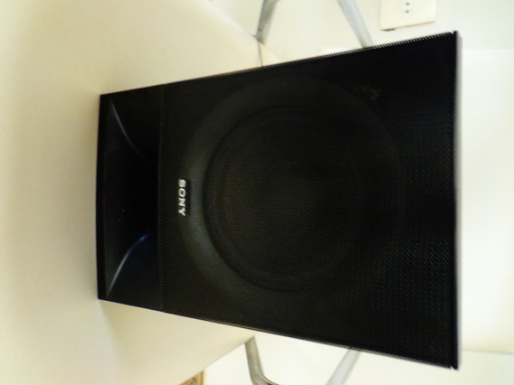 Caixa Acústica Subwoofer Ss-wsb114 Home Theate Sony