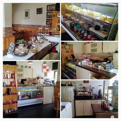 Derecho De Llaves De Hermosa Cafetería A
