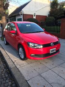 Volkswagen Gol Trend Rojo Flash Pack Iii