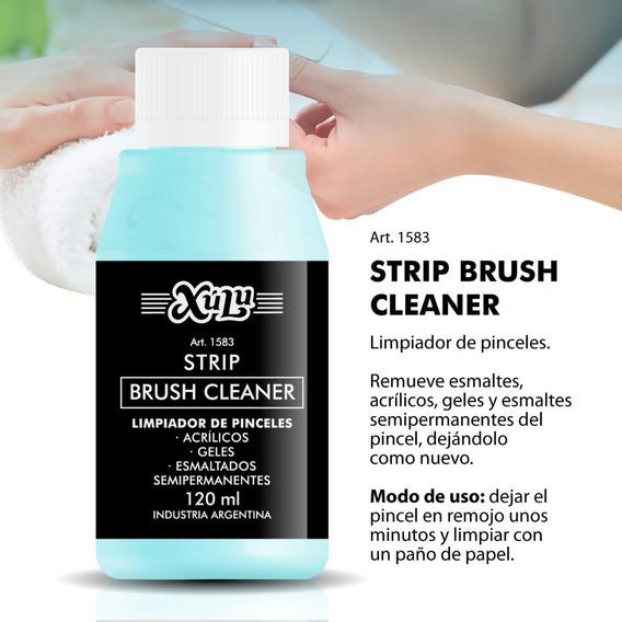 Brush Cleaner Limpiador De Pinceles De Uñas Xúlu Z1583